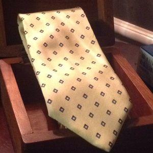 Christian Dior All Silk tie